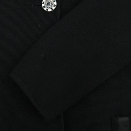EMANUEL UNGARO(엠마누엘 웅가로) 블랙컬러 3버튼 자켓 [부산센텀본점] 이미지3 - 고이비토 중고명품