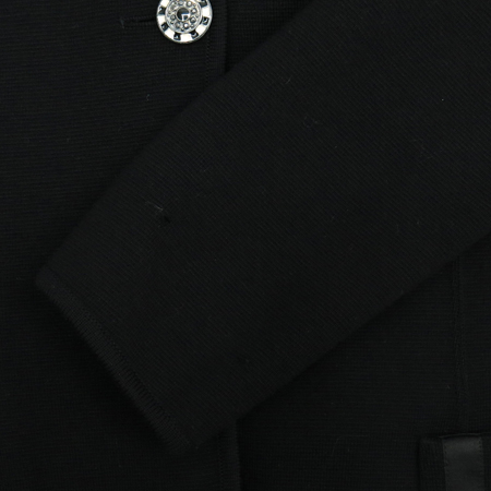 EMANUEL UNGARO(엠마누엘 웅가로) 블랙컬러 3버튼 자켓