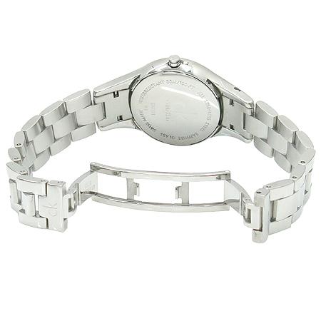 Calvin Klein(캘빈클라인) K4323126 원형 팬던트 여성용 스틸 시계 [부천현대매장]