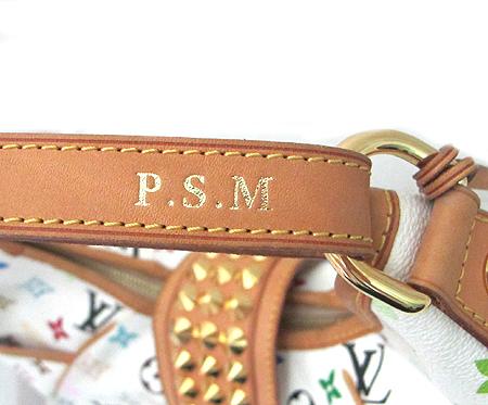Louis Vuitton(루이비통) M40311 모노그램 멀티 컬러 화이트 크리시에 MM 숄더백