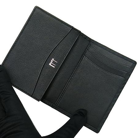 Dunhill(던힐) L2H247A 블랙 레더 명함 겸 카드지갑
