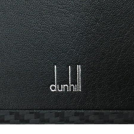 Dunhill(던힐) L2M6C1A 블랙 레더 반지갑