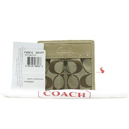 Coach(��ġ) F42815 �ñ״�ó ������ ȥ�� ������