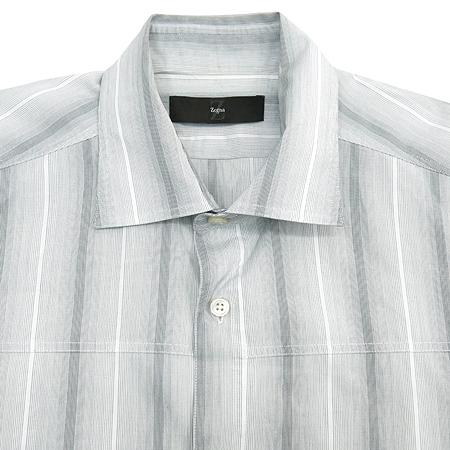 Zegna(제냐) 그레이컬러 셔츠