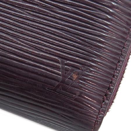 Louis Vuitton(루이비통) M6015 에삐 레더 지피 코인 퍼스 반지갑