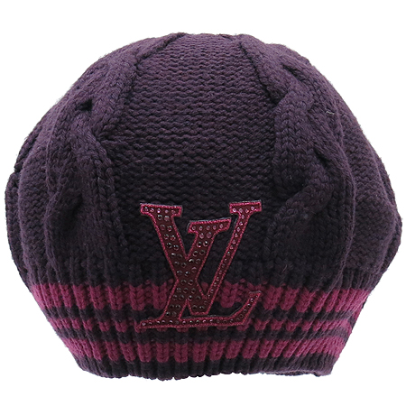 Louis Vuitton(루이비통) 100% 울  비니 모자
