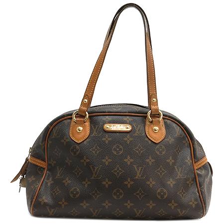 Louis Vuitton(루이비통)  M95565 모노그램 캔버스 몽트로고이 PM 숄더백