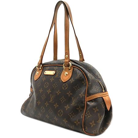 Louis Vuitton(루이비통)  M95565 모노그램 캔버스 몽트로고이 PM 숄더백 이미지2 - 고이비토 중고명품