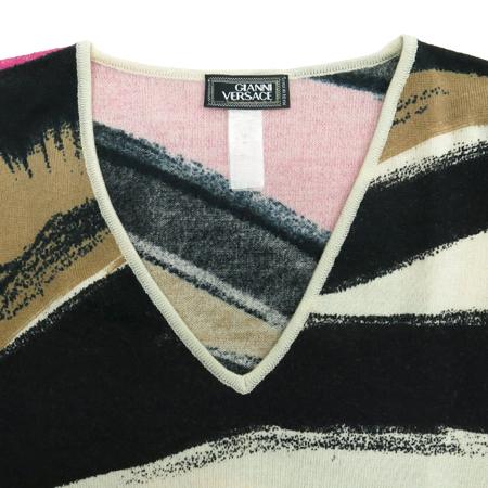 Versace(������ü) ��Ƽ�÷� V�� ��Ʈ