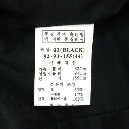 O'2nd(오즈세컨) 블랙컬러 정장