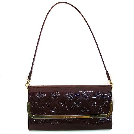 Louis Vuitton(루이비통) M91551 모노그램 베르니 로스모어 MM 클러치 겸 숄더백
