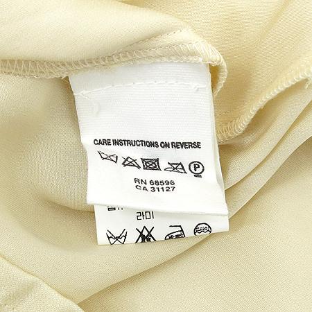 DKNY(도나카란) 아이보리컬러 끈나시 원피스 (속나시SET / 배색:실크) 이미지4 - 고이비토 중고명품