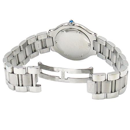 Cartier(까르띠에) 21세기 쿼츠 스틸 남성용 시계