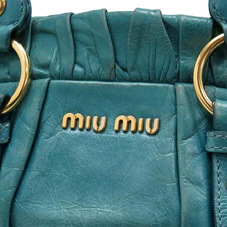 MiuMiu(미우미우) RT0383 VITELLO LUX 스프링 2-WAY