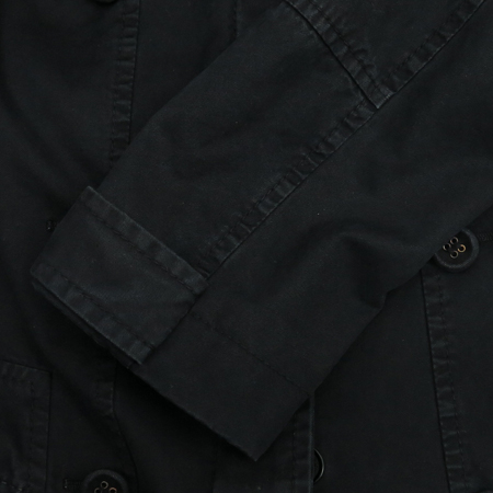 NEIL BARRETT(닐바렛) 네이비컬러 코트[부산센텀본점]