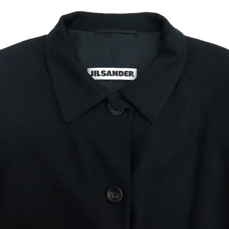 Jilsander(질샌더) 네이비컬러 캐시미어혼방 자켓