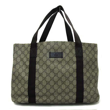 Gucci(구찌) 141624 GG 로고 PVC 숄더백 [부천 현대점]