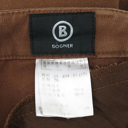 Bogner(보그너) 레드브라운컬러 바지 이미지4 - 고이비토 중고명품