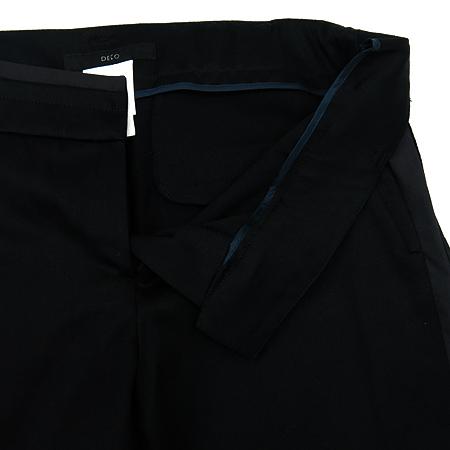 DECO(데코) 블랙컬러 바지