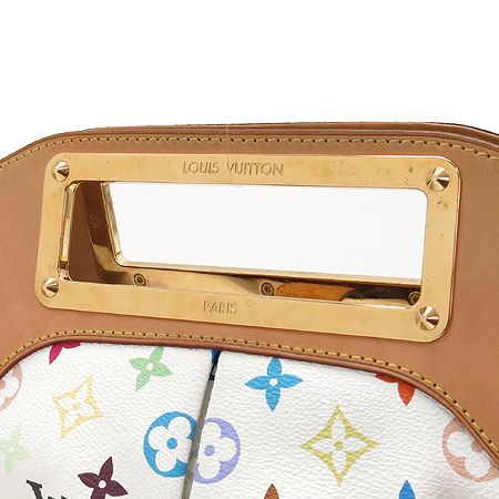 Louis Vuitton(루이비통) M40255 모노그램 멀티 컬러 화이트 주디 MM 2WAY 이미지4 - 고이비토 중고명품