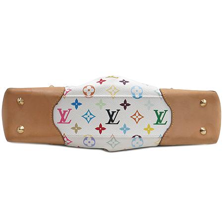 Louis Vuitton(루이비통) M40255 모노그램 멀티 컬러 화이트 주디 MM 2WAY 이미지6 - 고이비토 중고명품