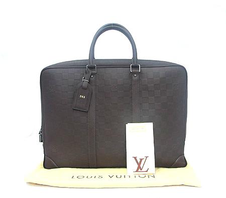Louis Vuitton(루이비통) N41198 다미에 인피니 포르테 다큐먼트 보야지 서류가방