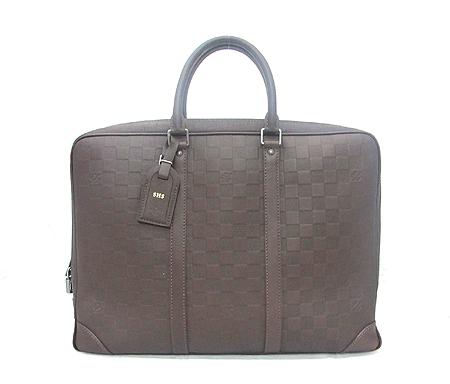 Louis Vuitton(루이비통) N41198 다미에 인피니 포르테 다큐먼트 보야지 서류가방 이미지2 - 고이비토 중고명품