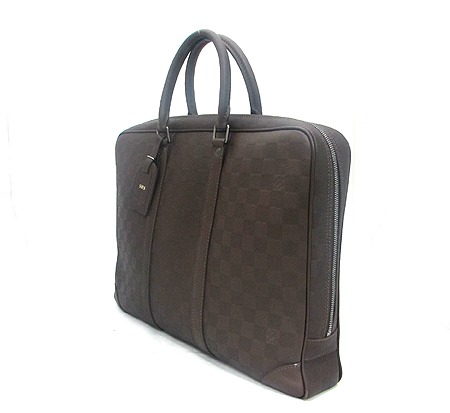 Louis Vuitton(루이비통) N41198 다미에 인피니 포르테 다큐먼트 보야지 서류가방 이미지3 - 고이비토 중고명품