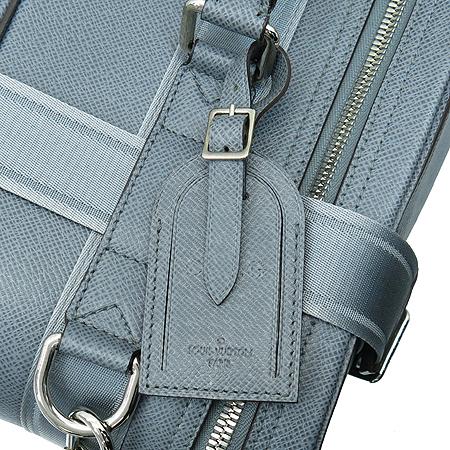 Louis Vuitton(루이비통) M20000 타이가 레더 MITKA 글래시어 여행용 토트백 + 숄더 스트랩