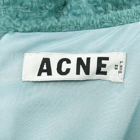 ACNE(아크네) 트위드 반집업 니트