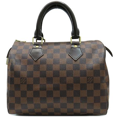Louis Vuitton(루이비통) N41532 다미에 에벤 캔버스 스피디 25 토트백 [명동매장]