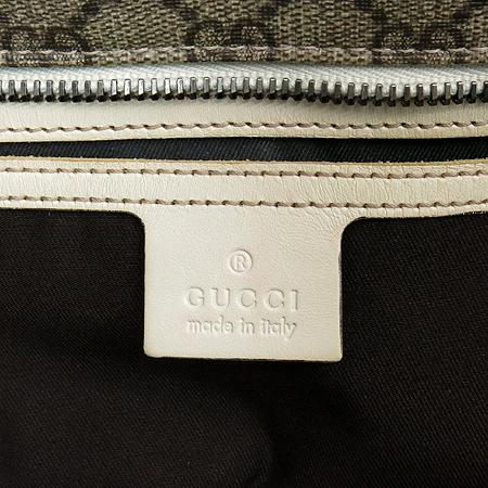 Gucci(구찌) 211137 GG로고 PVC 쇼퍼 숄더백