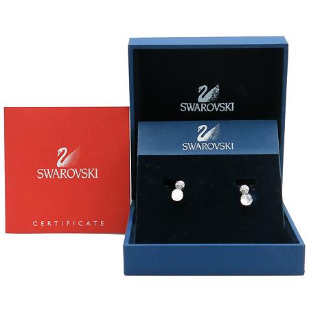 Swarovski(스와로브스키) 1806570 크리스탈 장식 귀걸이