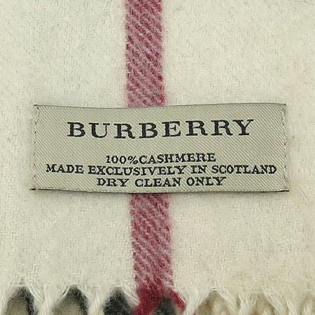 Burberry(버버리) 100% 캐시미어 체크 머플러