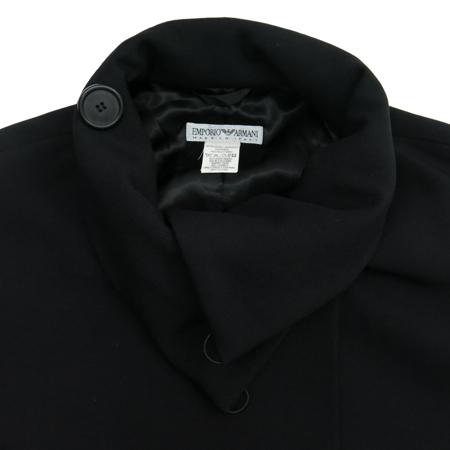 Emporio Armani(엠포리오 아르마니) 블랙컬러 자켓 이미지2 - 고이비토 중고명품