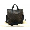 Louis Vuitton(루이비통) M56708 모노그램 마카사르 캔버스 데이비스 토트백+숄더스트랩 [강남본점]