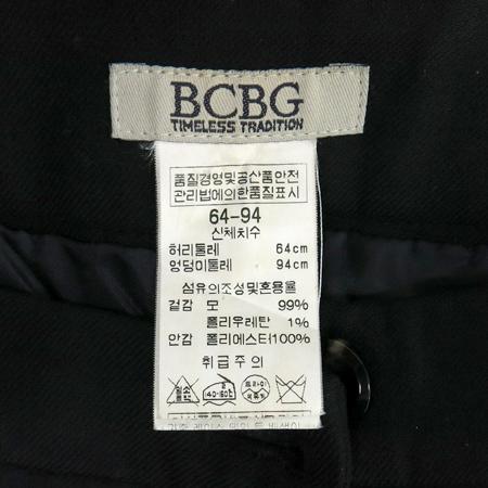 BCBG(비씨비지) 블랙컬러 바지