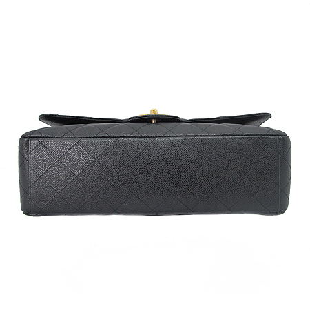 Chanel(샤넬) A58601캐비어 스킨 클래식 맥시 사이즈 금장 체인 숄더백 [명동매장]