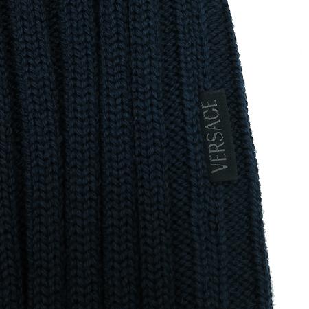 Versace(베르사체) 네이비컬러 니트 이미지4 - 고이비토 중고명품