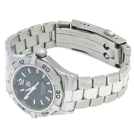 Tag Heuer(태그호이어) WAF1410 BA0823 쿼츠 아쿠아레이서 스틸 여성용 시계