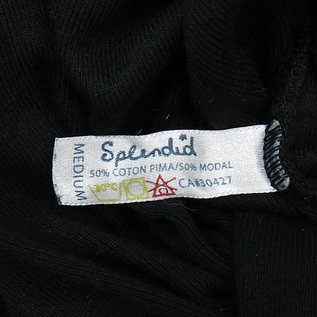 Splendid(스플렌디드) 블랙컬러 티 [대구반월당본점] 이미지4 - 고이비토 중고명품