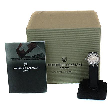 FREDERIQUE CONSTANT(프레드릭 콘스탄트) FC200MPW2V6 쿼츠 가죽밴드 여성용 시계 [명동매장]