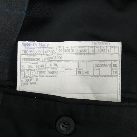 Versace(베르사체) 차콜컬러 자켓 [대구반월당본점] 이미지6 - 고이비토 중고명품