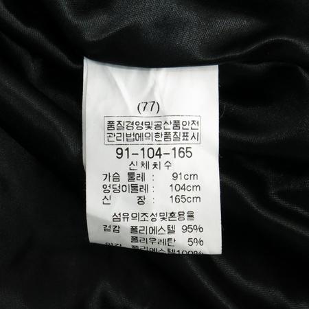 PIERRE CARDIN(피에르가르뎅) 블랙&화이트 컬러 반팔 원피스
