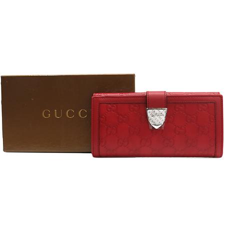 Gucci(����) 231837 �̴ϼ� �ǹ� ��Ż ��Ŭ GG�ΰ� �ø� ���� ������