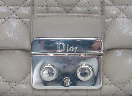 Dior(크리스챤디올) M9803OSSQ 램스킨 뉴 록 체인 숄더백 [분당매장]