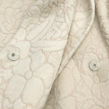 SATIN(사틴) 연베이지컬러 앙고라 혼방 자켓 (허리끈 set)