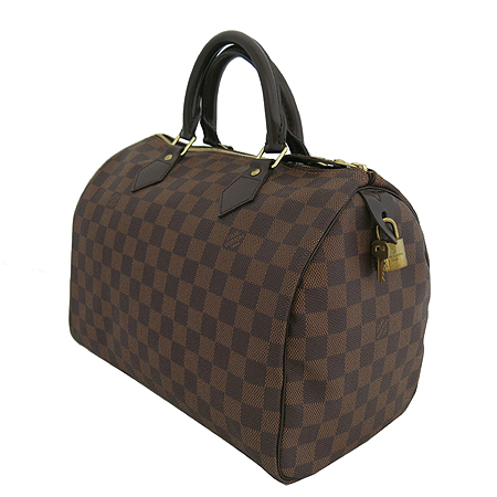 Louis Vuitton(루이비통) N41531 다미에 에벤 캔버스 스피디 30 토트백 [일산매장] 이미지3 - 고이비토 중고명품