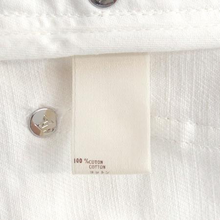 Louis Vuitton(루이비통) 화이트 진