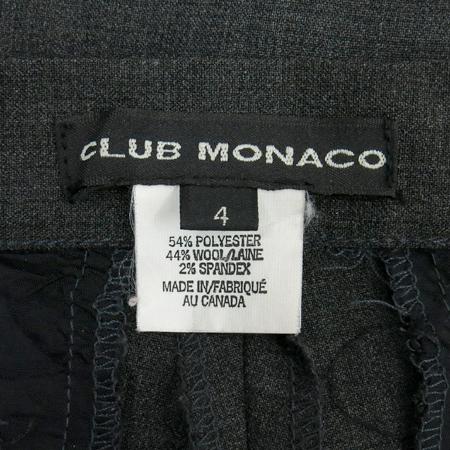 CLUB MONACO(클럽모나코) 그레이컬러 바지 이미지4 - 고이비토 중고명품